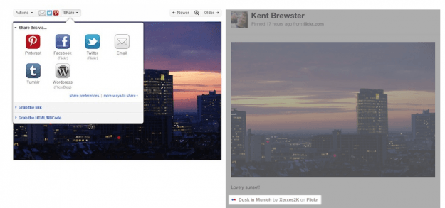 attribution and pinterest