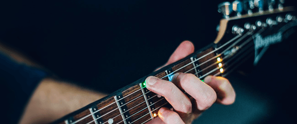 Awesome tech you can't buy yet: LED guitar tutors, electric scooters, and more