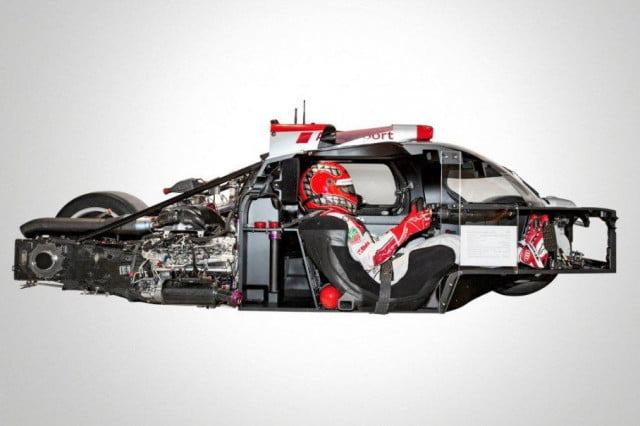 audi innovations could spark new wave of high tech body frame aud le mans prototypes lightness through carbon fiber  l