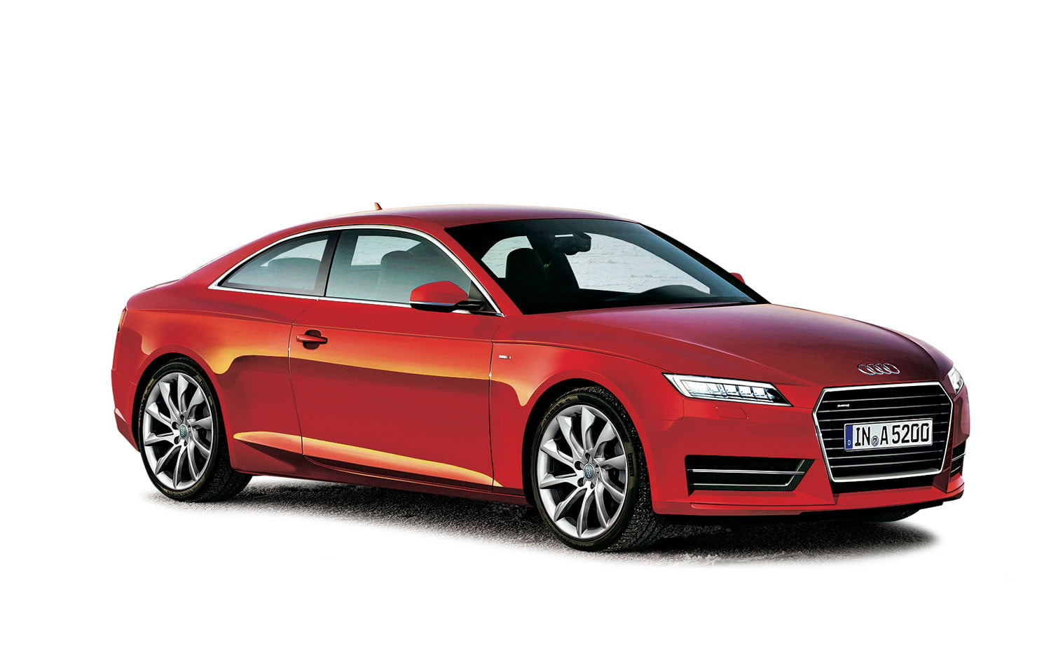 New Lightweight Audi A5 Planned For 2016