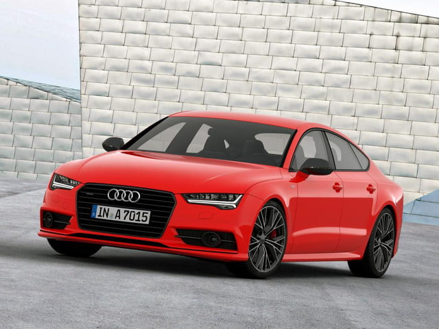 audi a news rumors specs red