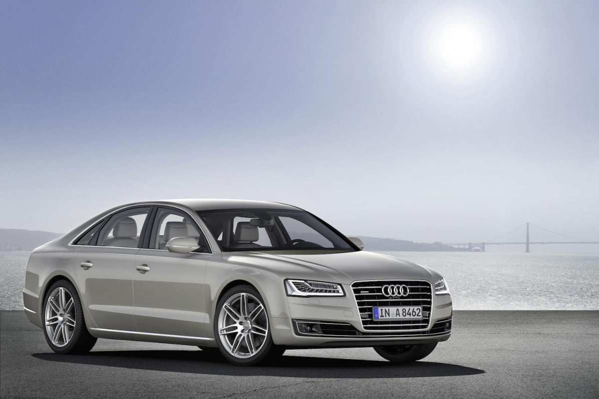 frankfurt  audi reinvigorates its full size luxury offerings with new a and s models