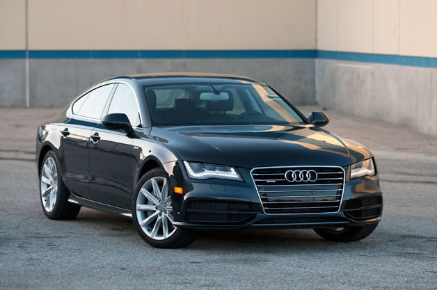Audi plans autonomous driving for the 2016 A8