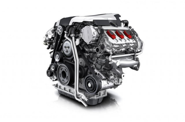new audi and porsche engines performance specs news v  engine