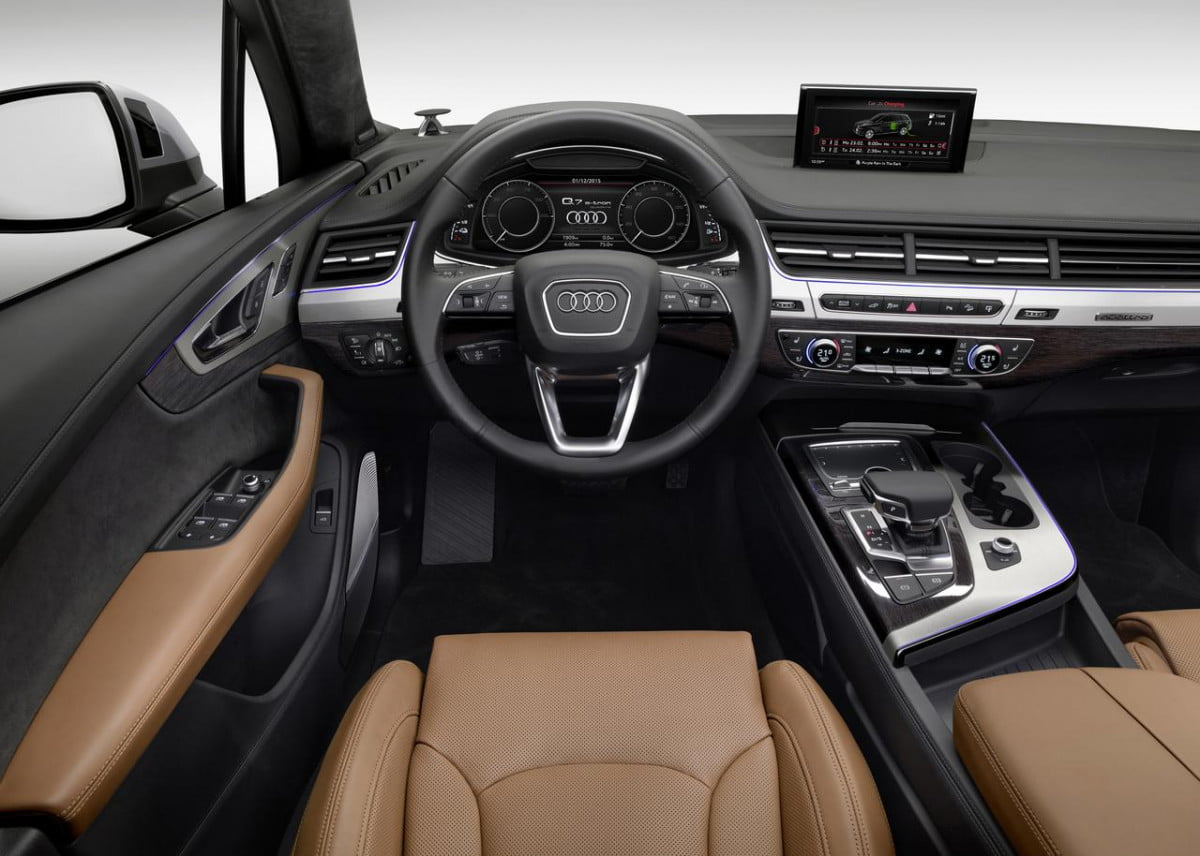audi values in car tech as much performance news q  interior