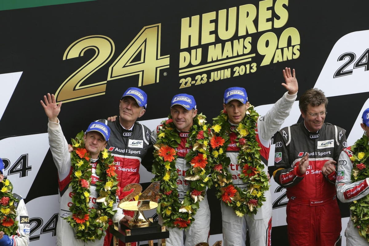 audi announces driver lineup  world endurance championship r drivers