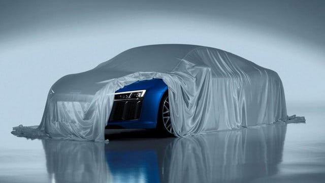 audi r  offered with v could spawn gt version