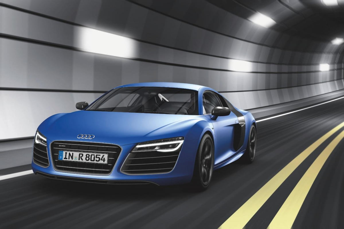 a brand new audi ipad app the r  at your fingertips v