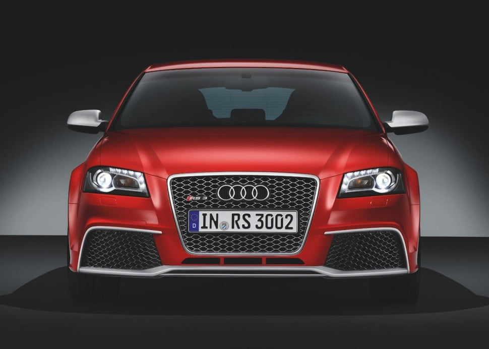 Audi RS 3 front
