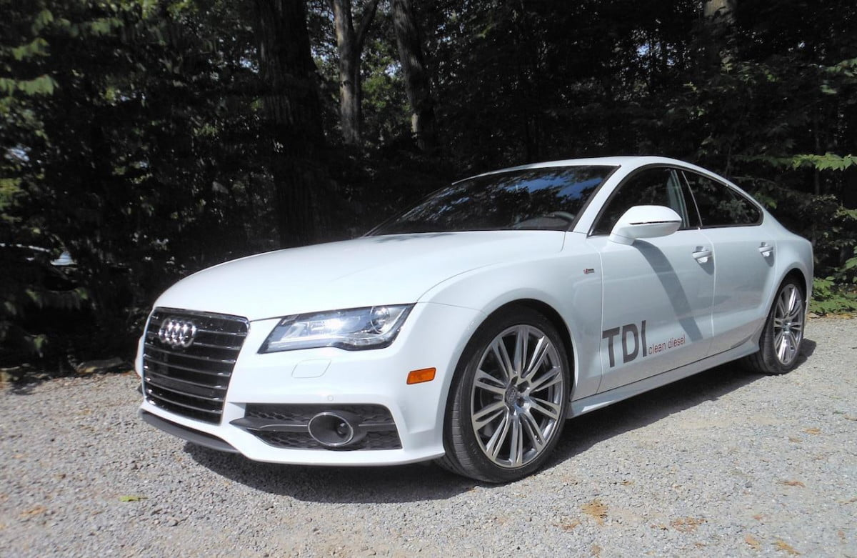 audi revs up promotion of clean diesel technology with all new models