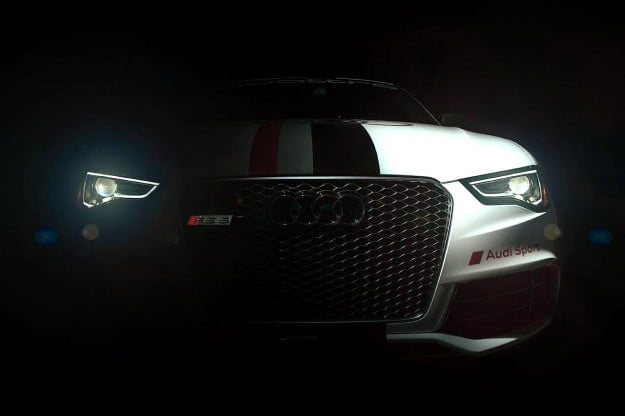 "Audi teases Pikes Peak Hill Climb ""surprise"" via Facebook"