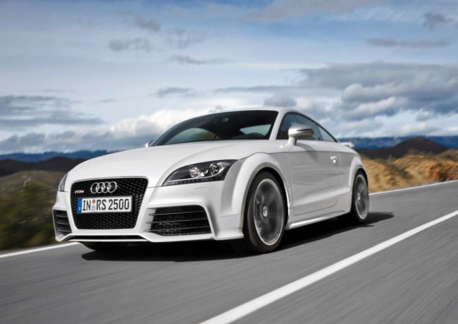 Audi TT to become a more serious sports car, move further upmarket