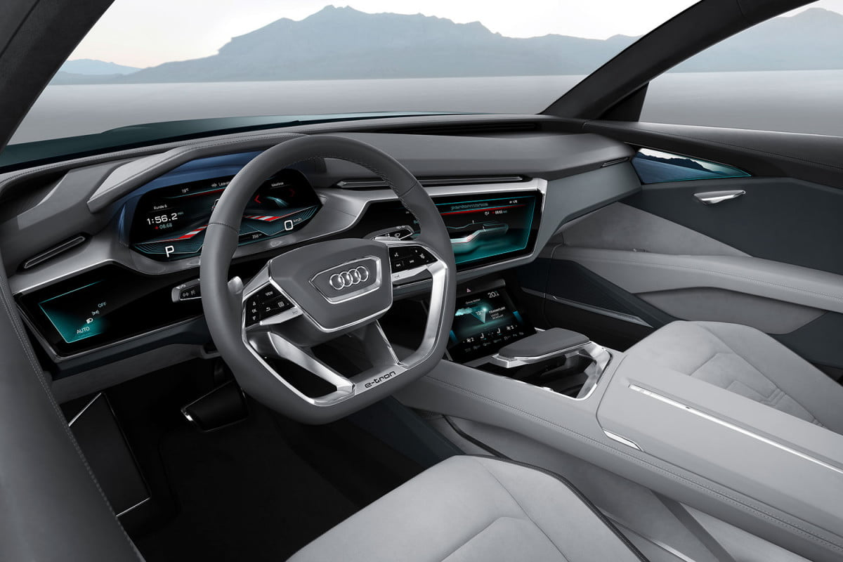 audi fit driver virtual dashboard a  large