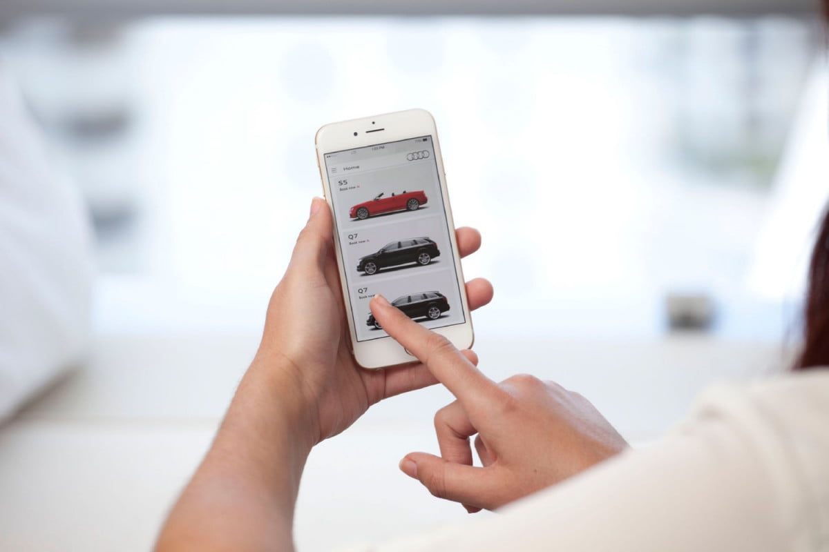 theres no need for a garage with audis new car sharing service audi at home