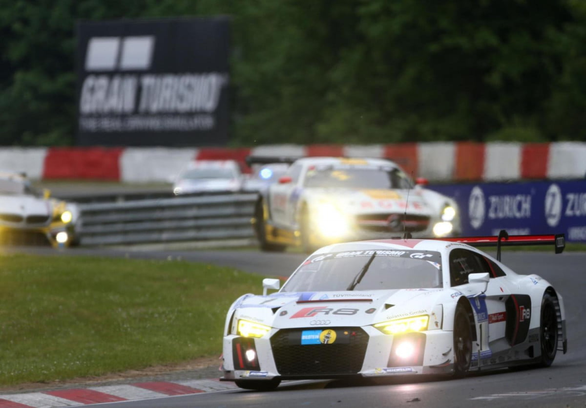 nurburgring speed limits will be lifted in  audi r lms