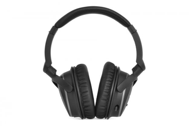 Audio Technica ATH ANC9 Review front over the ear headphones