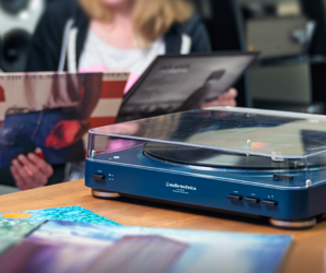 Audio-Technica's Bluetooth turntable will stream your stacks of wax, but why?