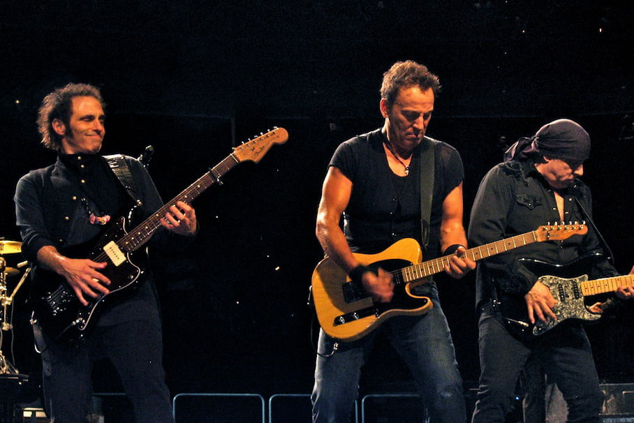 E Street Band Guitarist Nils Lofgren on Streaming Media ...