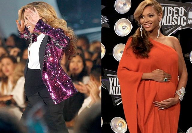 aug  beyonce prenant twitter record