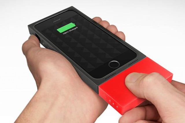 iphone case can make battery life  percent longer augmentcharger