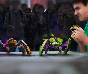 Get real! How augmented reality toys could make VR feel like a gimmick