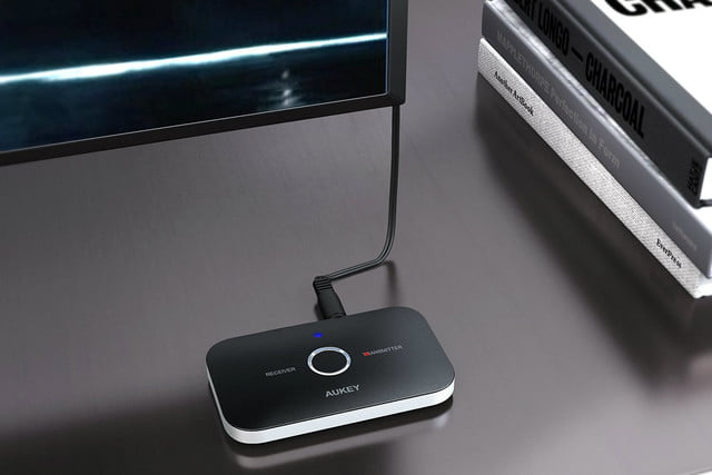 aukey bluetooth transmitter receiver deal  cover image