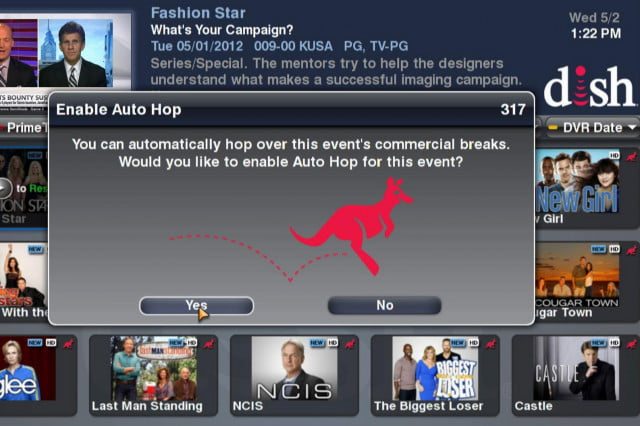 commercials damned fox strikes attempts stop dishs auto hop enable screenshot edit