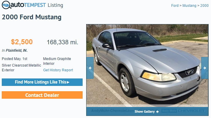 Used Car Sites