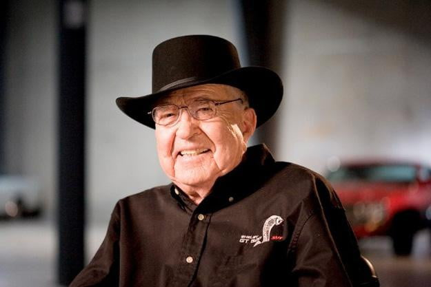 Automotive legend Carroll Shelby passes away 89