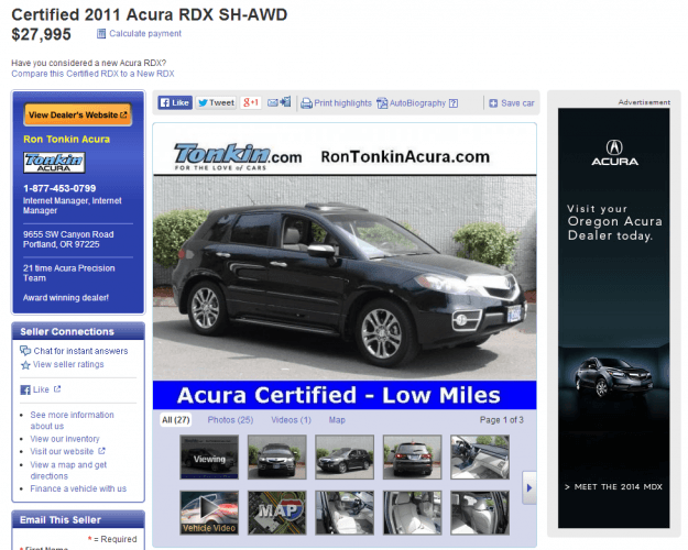 Find Used Cars For Sale from the Top Used Car Sites ...