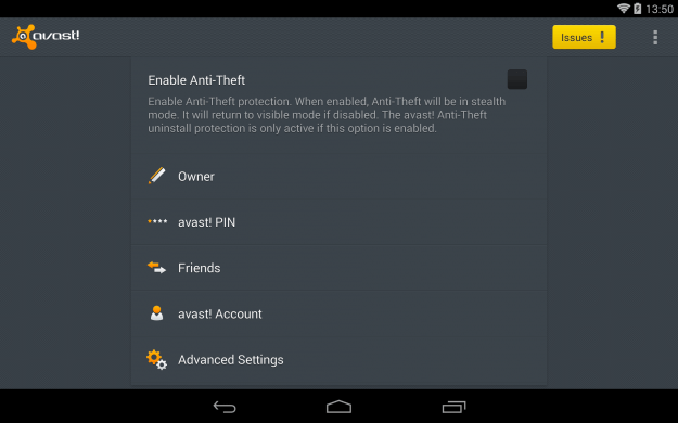 Avast_Anti_Theft_Android_tablet_app_screenshot