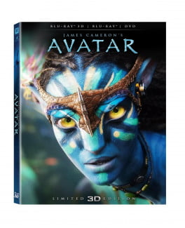 avatar blu ray limited 3d edition