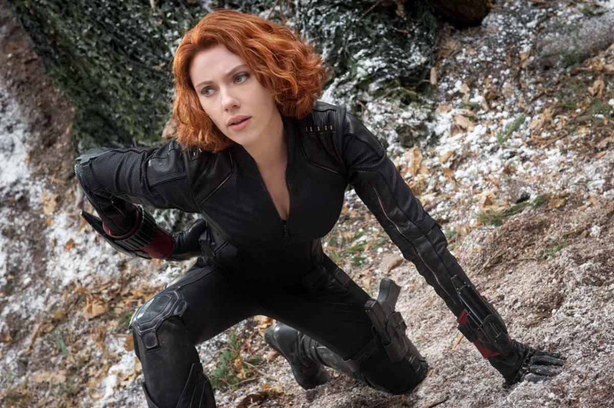 avengers age of ultron preview black widow