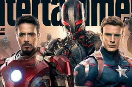 Avengers Age Of Ultron header