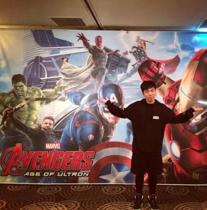 avengers age of ultron promo