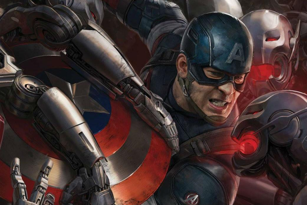 Avengers Age of Ultron SDCC header