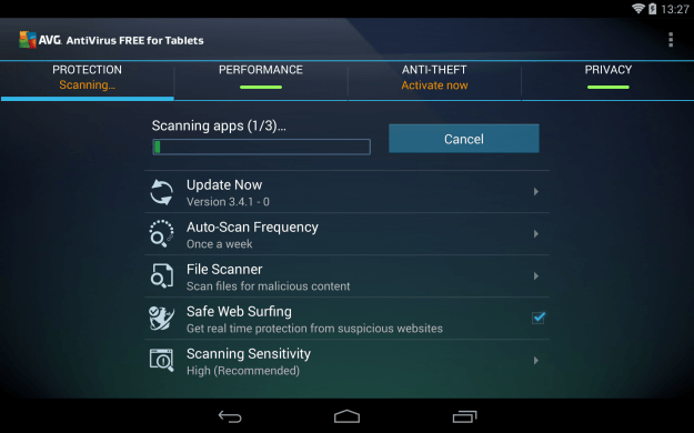 AVG_Android_tablet_app_screenshot
