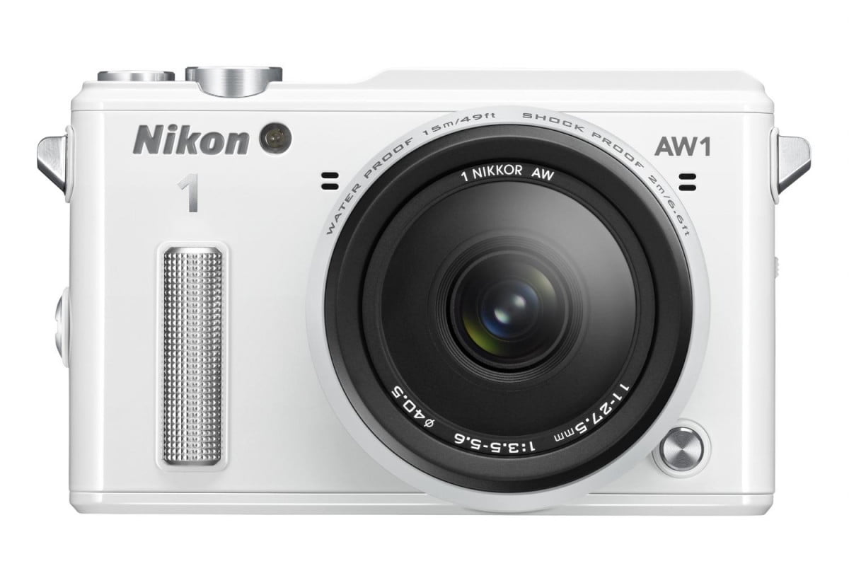 nikon announces rugged compact system camera the  aw