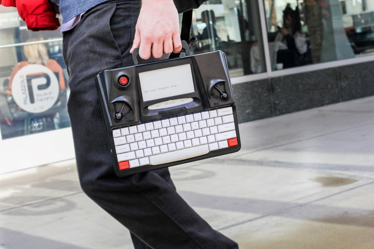 awesome tech you cant buy yet for the week of december  hemingwrite
