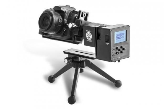 Axis360 configured for pan and tilt.