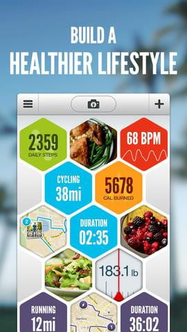 azumios argus turns your phone into a health and fitness data base you hot lady azumio screenshot