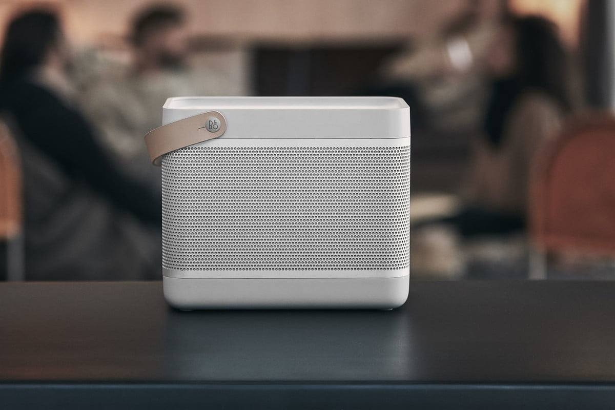 b o play beolit  portable speaker