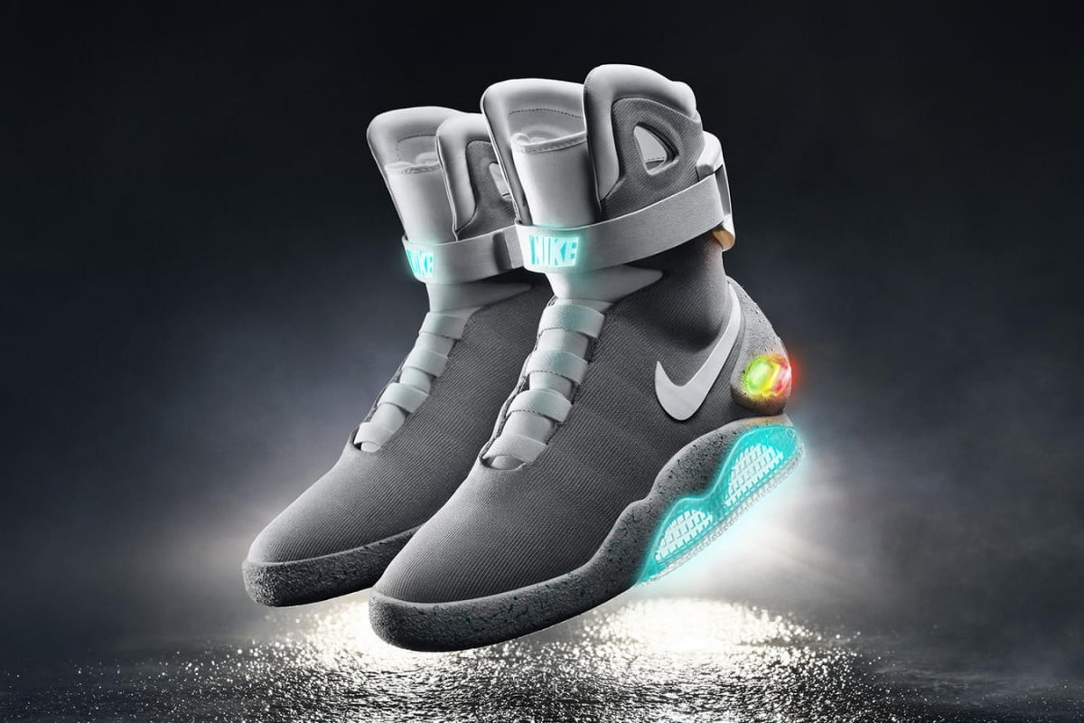 stories you missed back to the future nike boomerang shoes