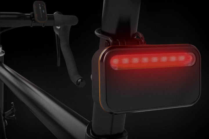radar bike keeps tabs whats behind can focus ahead backtracker