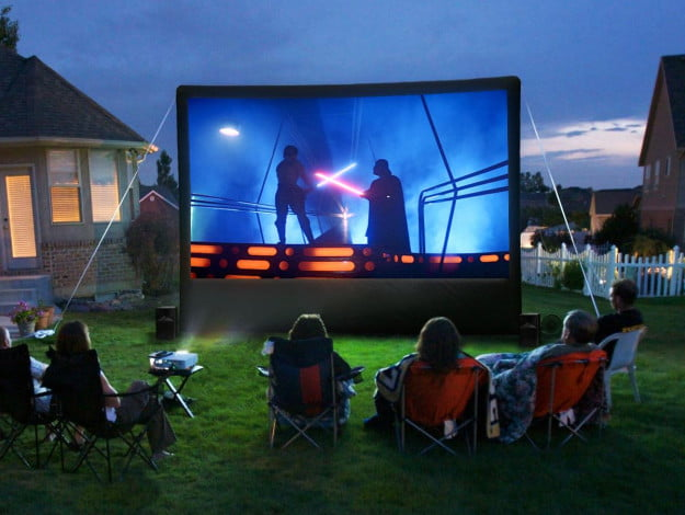 Back Yard Theater