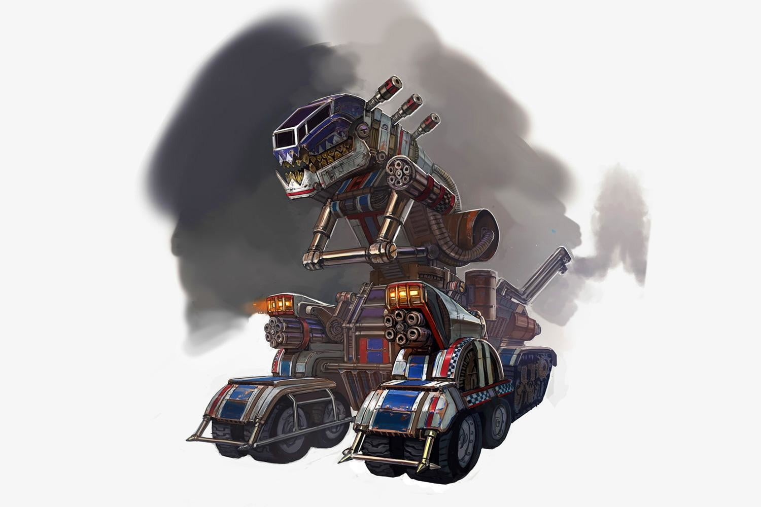 Borderlands 2 DLC Badassasaurus