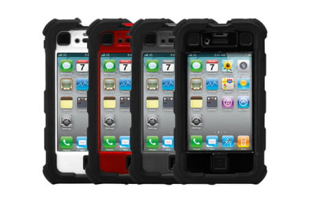 Ballistic Hard Core iphone 4s case