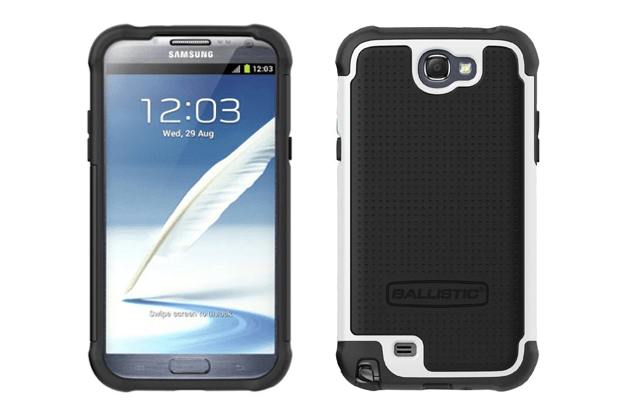 Ballistic Shell Gel Series Case