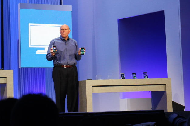 Ballmer Windows Phone Build 2013
