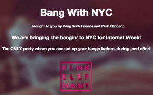 Bang With NYC
